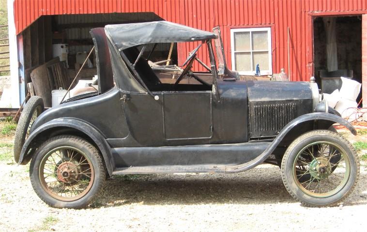 1926 Model T Ford Roadster